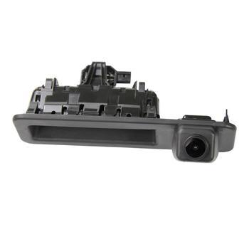 HD 1280x720p Trurk Handle Reverse Rear View Backup Camera for BMW X1 F48 F49 X3 G08 /3er F34 G20 G28 5er G30 G38 2018-2020