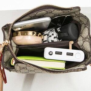 Image 5 - מזדמן שליח תיק כתף תיק תיק גוף צולב שקיות עבור נשים גבירותיי ארנק באיכות גבוהה שקיות מעצב מתנה אופנה
