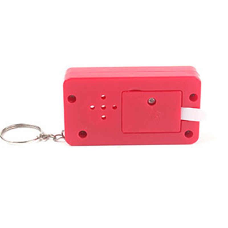Brique boîte de jeu Mini joueur de jeu porte-clés Console de jeu intégré 23 jeux pour enfants cadeau de noël