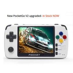NEUE PocketGo V2 verbesserte Konsole. Spiel Konsole. In lager Jetzt