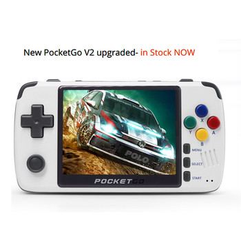 NEW PocketGo V2 Upgraded Console. Game Console.In Stock Now