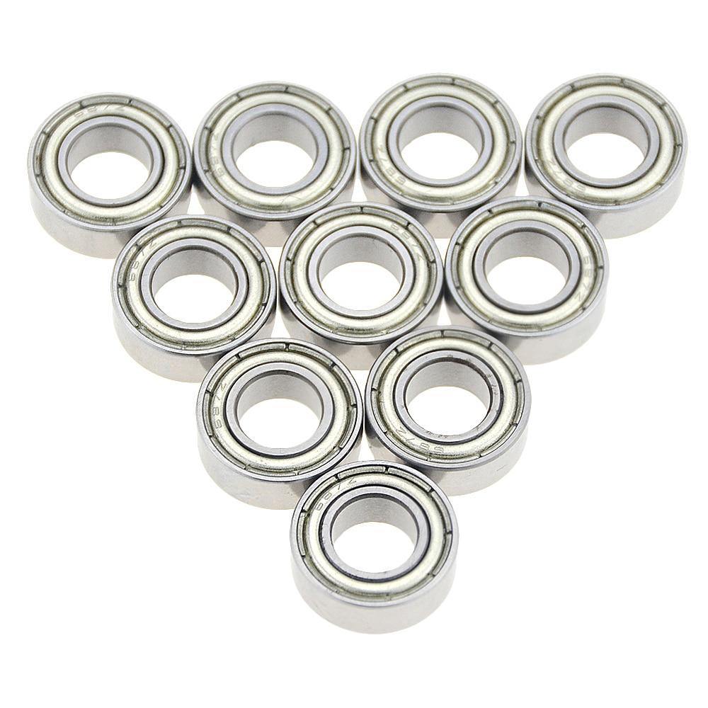 10pcs/lot 684ZZ 4x9x4mm Thin Wall Deep Groove Miniature Ball Bearing 4*9*4mm L-940ZZ 685ZZ 686ZZ 687ZZ 688ZZ 689ZZ