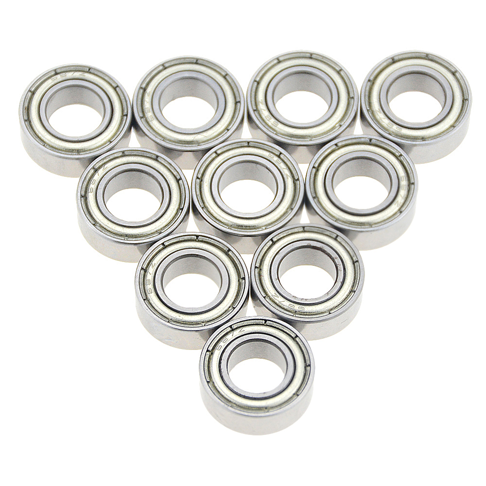 10pcs/lot 684ZZ 4x9x4mm thin wall Deep Groove Miniature Ball Bearing 4*9*4mm L-940ZZ 685ZZ 686ZZ 687ZZ 688ZZ 689ZZ(China)