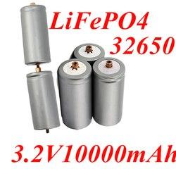 3.2V LiFePO4 batterie Rechargeable 10000mah 32650 lithium ion polymère pack de cellules pour 12V 24V 36V e-bike UPS puissance HID light