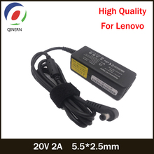 20V 2A 40W 5.5*2.5mm Laptop Charger For Lenovo IdeaPad S10 X110 X120 X130 U310 f