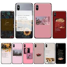 garden vintage aesthetic DIY Luxury Phone Case For iphone 4 4s 5 5s 5c se 6 6s 7 8 plus x xs xr 11 pro max nand pro box ip nand pro for iphone 4 4s 5 5c 5s 6 6p supported for ipad 2 3 4 5 6 supported