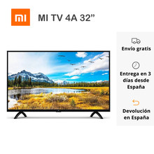 Xiaomi-Televisor Mi 4A 32, TV LED de 32 Pulgadas, HD, MI TV 4S 55