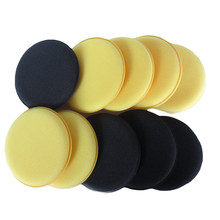 5 Pack Ultra Thick 20mm High Density Foam Sponge  Auto Detailing Applicator Pad Best For Waxing And Polishing