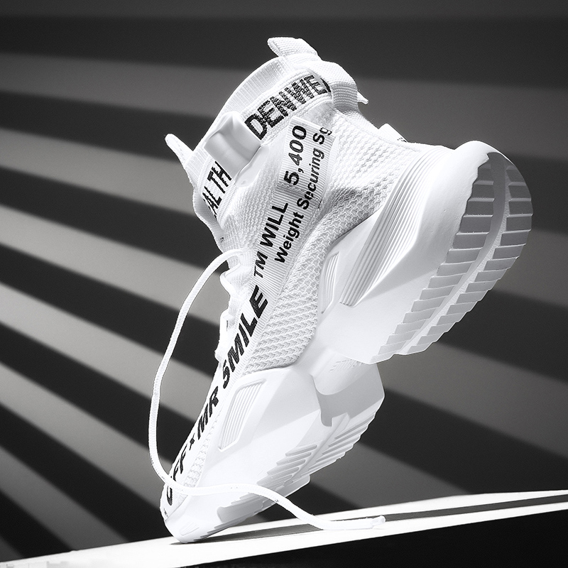 Shoes men Sneakers Male off white Shoes Speed Knit Original Luxury Trainer Sneakers Race Mens Women