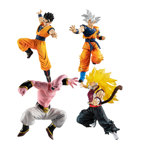 Image 3 - BANDAI Battle VS Gashapon PVC Toy Figure   Cumber Gokou Gohan Gotenks Buu //Z0L12