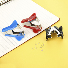 6 Pcs Mini Staple Remover Extra Wide Stainless Steel Jaws Office Supplies SP99