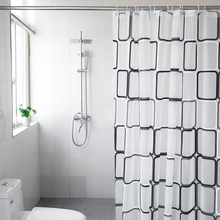 PEVA Bathroom Shower Curtains Bath Curtain Waterproof Mildew Shower Curtains Environmental Toilet Bathroom Curtain ufriday waterproof shower curtains transparent floral shower curtain peva plastic bathroom curtain white flower bath curtain