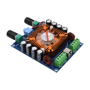 Image 4 - AIYIMA TDA7850 デジタルパワーアンプオーディオボード 50 ワット * 4 サウンドアンプクラス AB 4 チャンネル車 Amplificador ステレオアンプ Diy