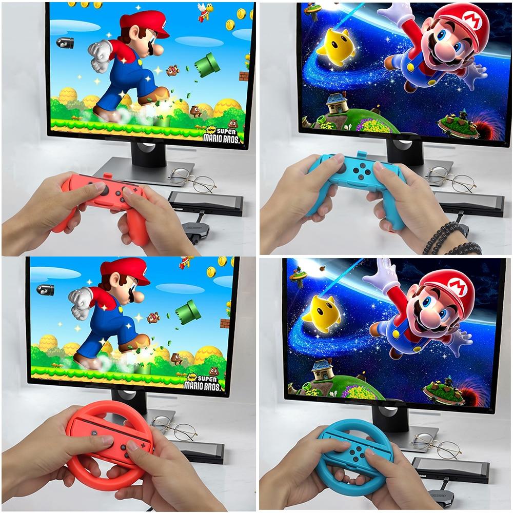 Játék kiegészítők szett a Nintendo Switch - Játékok és tartozékok - Fénykép 4