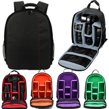 Camera Bag Digital Dslr cover Waterproof Breathable Backpack Cameras Video Photo Rain proof package For Nikon Canon Sony Samsung