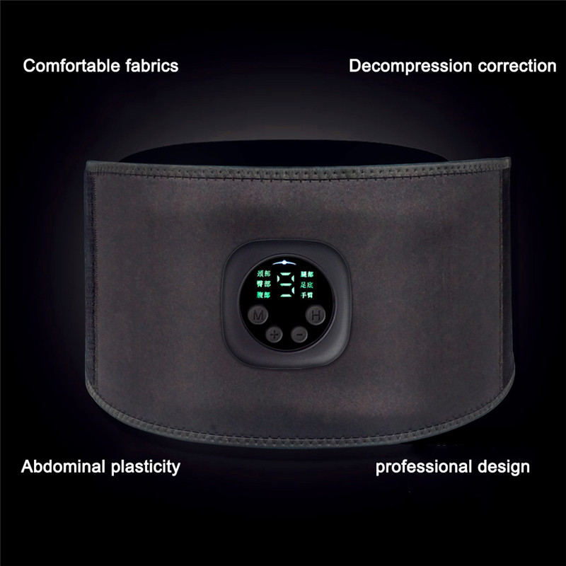 Smart Fitness Fat and Cellulite Reduction EMS Belt