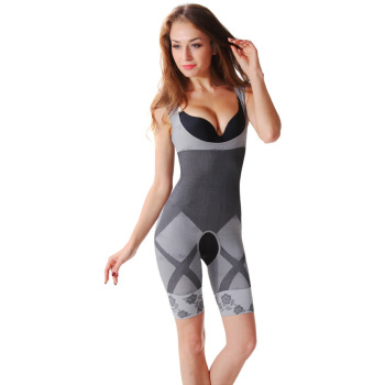 Bamboo Fiber Full Body Shape Wear Body Shape wear Apparels Lingerie Women