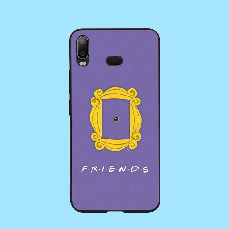 NBDRUICAI centralny Perk przyjaciele kawy tv pokaż, jak robisz etui na telefon do Samsung A10 A20 A30 A40 A50 A70 A71 A51 A6 A8 2018