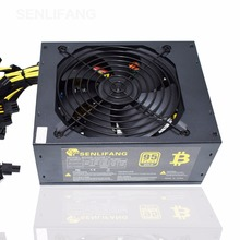 Antminer PSU Graphics-Card Power-Supply Mining-Machine 2000w Atx for Support-8pieces