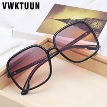 Квадратные Солнцезащитные очки vwktuun для мужчин и женщин 2020