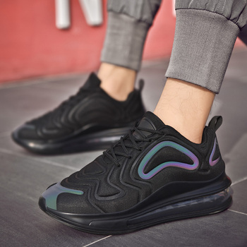 Hot Sale Air Cushion Men s Sneakers Super Popular Cozy Damping Male Sneakers Professional Designer