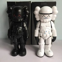 Star Wars dolls limited edition hand made model dolls toys placed around the trend