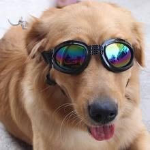 Складной Солнцезащитные очки для собак средних и больших домашним