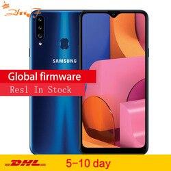 Перейти на Алиэкспресс и купить new origina samsung galaxy a20s (sm-a2070) lte mobile phone 6.5 4g ram 64gb rom snapdragon 450 13.0mp rear camera phone