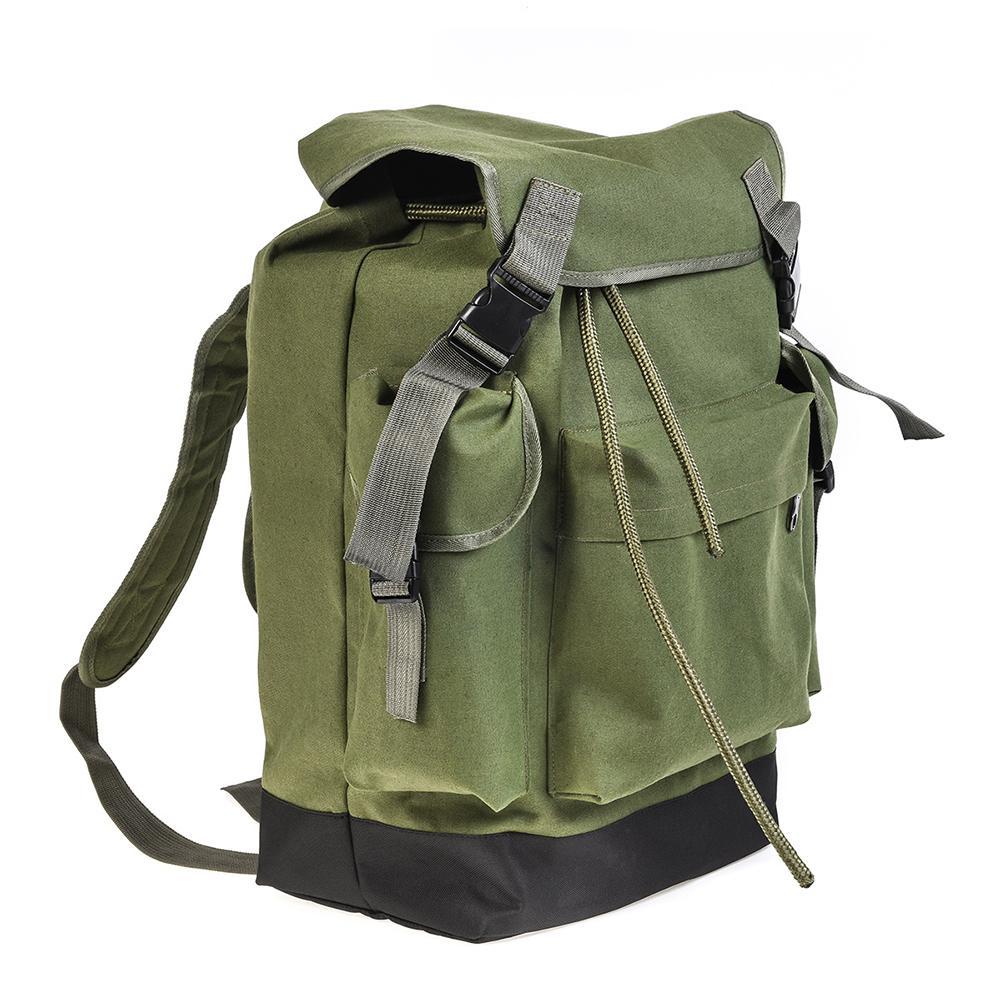 Spor ve Eğlence'ten Tırmanma Çantaları'de 70L büyük kapasiteli olta takımı çantası tırmanma sırt çantaları askeri saldırı çantaları açık paketi Trekking kamp av çanta 3 title=