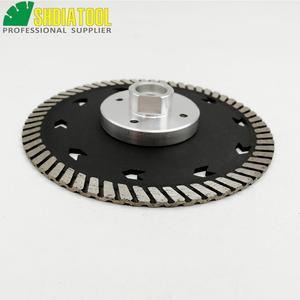 """Image 5 - SHDIATOOL 1pc 115mm or 125mm Diamond Cutting Grindng Disc Dia 4.5"""" or 5"""" Dual Saw Blade Cut Grind Sharpen Granite Marble blades"""