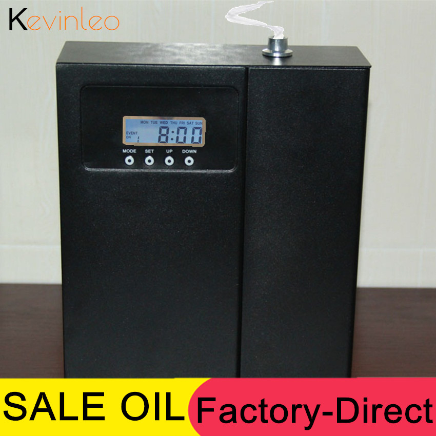 300m3 Aroma Scent Machine 150ml Bottle/110-240V Fragrance Machine Scent Unit Dispenser Aroma System,Essential Oil Diffuser