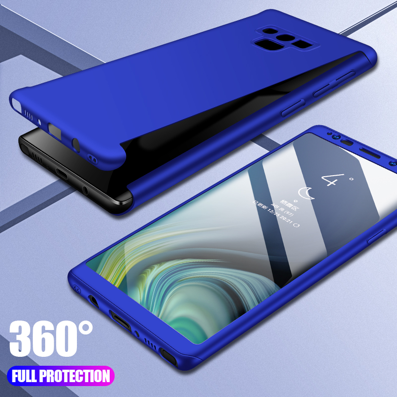 Funda completa para teléfono Samsung Galaxy, carcasa 360 a prueba de golpes para Samsung Galaxy S10, S9, S8 Plus, S20, A50, A51, Note 10 Plus, 8, 9 5