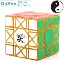 цены DaYan BaGua Eight Diagrams 6 Axis 8 Rank Mixup 3x3x3 Magic Cube 3x3 Professional Speed Puzzle Antistress Fidget Educational Toys