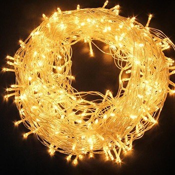 10M ~100M LED christmas lights outdoor fairy city string lights  Garland Wedding Waterproof Lamp Party Garden Home Holiday Decor usb battery led snowflake garland lights fairy string waterproof outdoor lamp christmas holiday wedding party lights decoration