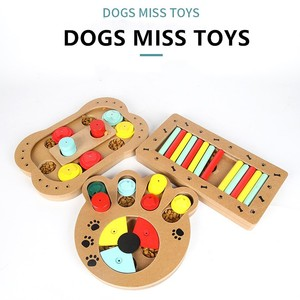 Dog Puzzle Toys Increase IQ In