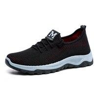 Wandelen Klimmen Sneakers Mannen Schoenen Antislip Buitensporten Trekking Paden Sneakers Ademend Licht Wandelen Schoeisel Man