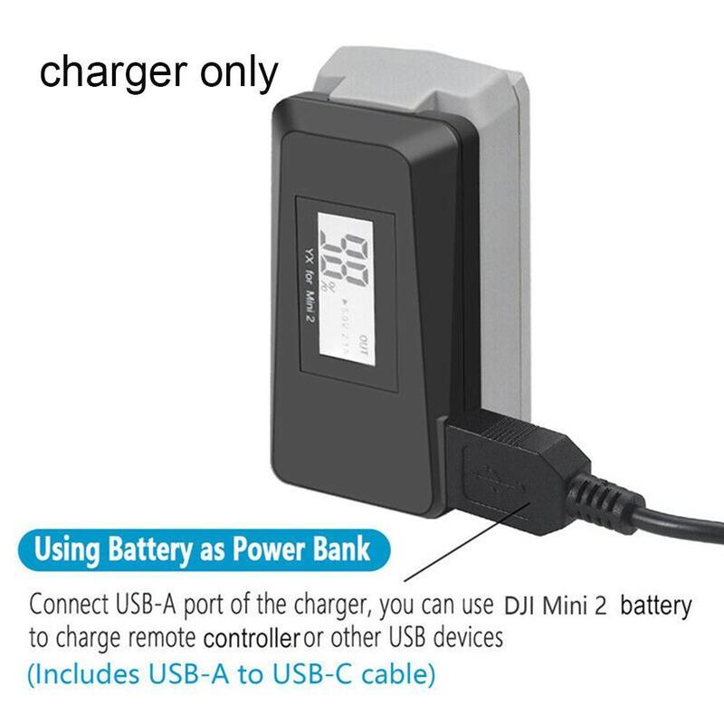 para dji mavic bateria mini carga para