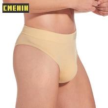 Hot Sale Seamless Underpants Gay Men Sexy Man's Underwear Thong Men Jockstrap Low waist Mens Thongs And G strings Top CM103