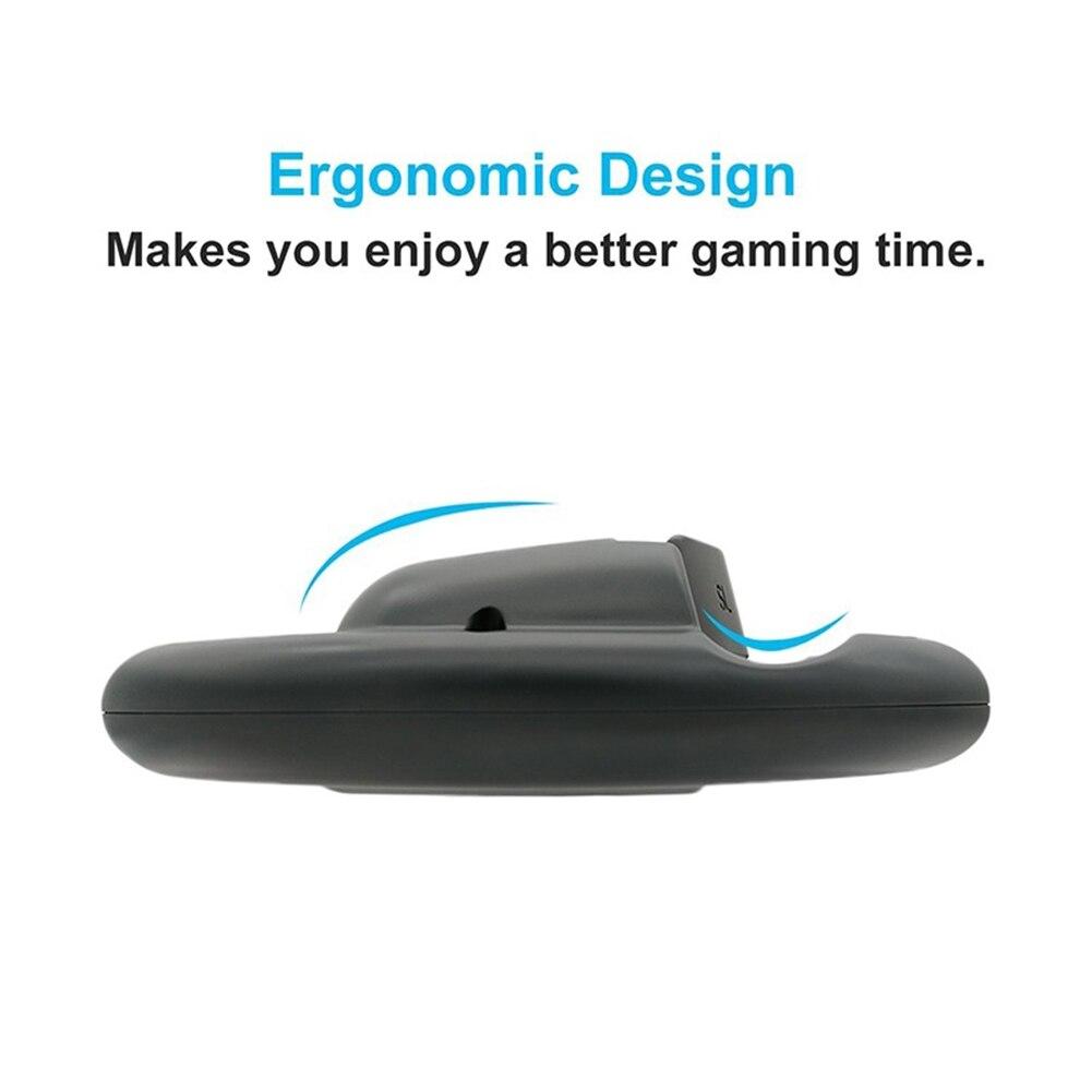 Переключатель Игровой руль ручка для переключателя Joy-Cons Противоскользящий контроллер направления с высоким качеством реалистичный опыт