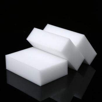 1pc gąbka akcesoria kuchenne urządzenia do oczyszczania gospodarstwa domowego do zmywania naczyń i łazienki łatwe odkażanie wielofunkcyjna gąbka tanie i dobre opinie CN (pochodzenie) HG93493 Other Ekologiczne KİTCHEN Nanoparticle White 10 x 6 x 2 cm Dropshipping