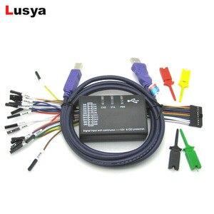 Image 1 - Saleae – analyseur logique USB 100MHz, 16 canaux, pour logiciel officiel de support ARM FPGA
