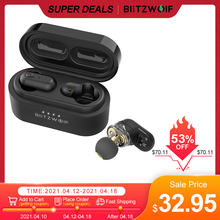 DACOM ATHLETE TWS Bluetooth Earbuds Bass True Wireless Stereo Earphones Sport Bluetooth