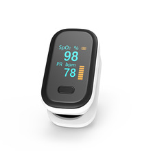 2019 new blood oxygen meter refers to the clip-type pulse    finger   saturation monitor