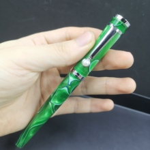 Fuliwen 2037 Green Leaf Brunnen Stift Konverter Stift Acryl Stift Fein/Medium Nib Optional Jeder Sind Verschiedene