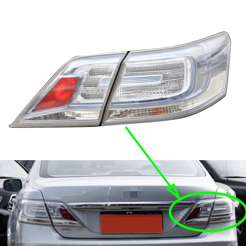 Tail Lamp For Toyota Camry Hybrid 2009 2010 2011 Car Rear Tail Light Turning Signal Brake Lamp LED Warning Bumper Light