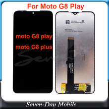 Pour Motorola G8Play G8plus écran LCD écran tactile XT2019 xt2015 Digiziter assemblée remplacement pour moto g8 play G8 plus LCD