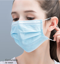 Fast Ship Profession anti dust Mask Pre sale 50Pcs One time MASK PM2.5 Disposable Elastic Mouth Soft Breathable Face Mask N95