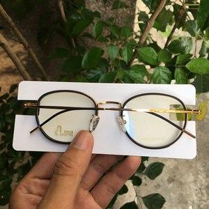 Image 5 - نظارات كبيرة الحجم إطارات النظارات اليابان لقصر النظر/القراءة
