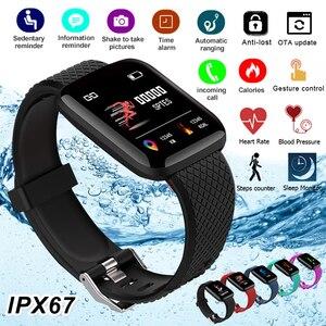 Smart Bracelets Fitness Health Band Pedometer Heart Rate Monitor Wristband Cardio Bracelet Pressure Fit Watch Blood Pressure(China)