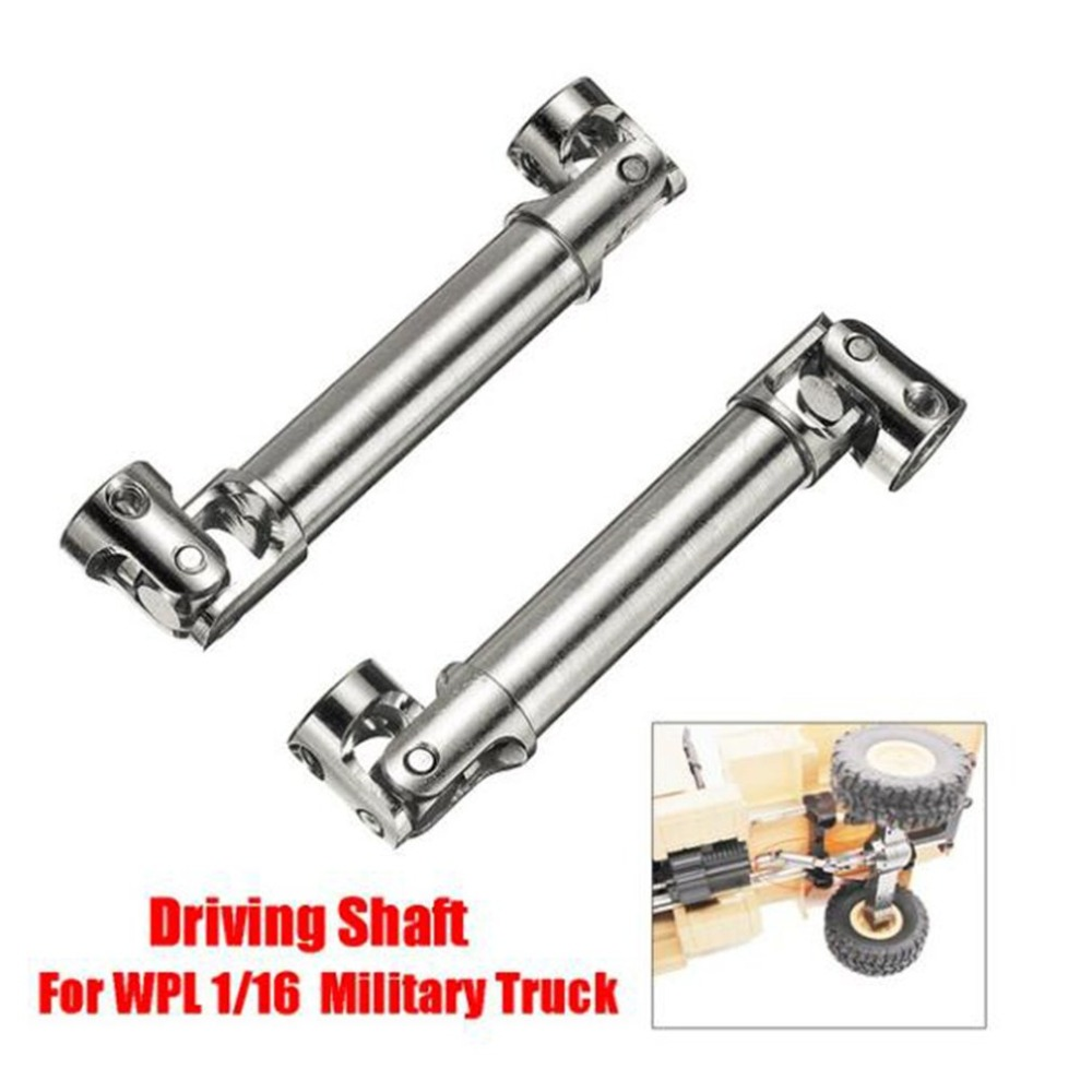 Metal Drive Shaft Joint CVD 90-115mm For 1/10 Scale RC Crawler SCX10 RC4WD D90 Cross Axial CC01 Truck Tamiya RC Car Toys Parts